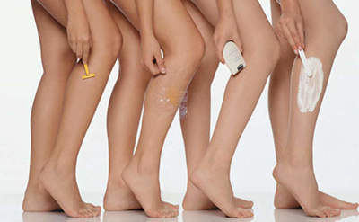 Modern forms of hair removal | health and beauty