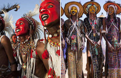 The most piquant beauty contest in Africa