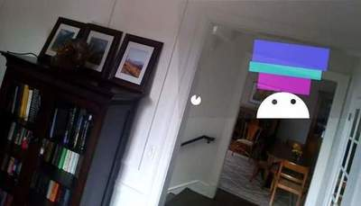 A set of mini-games for Google Glass