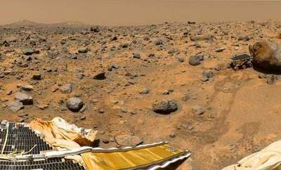 Opportunity rover found on Mars traces of fresh water