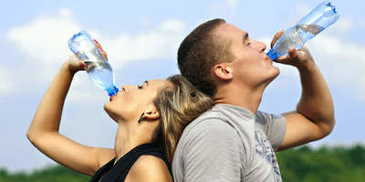 How much water should you drink to be healthy?