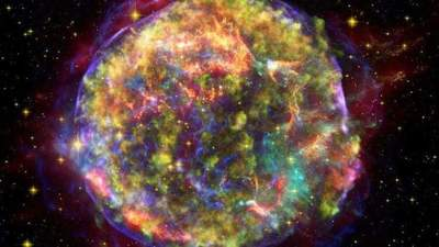 Scientists have recorded the most powerful ever recorded supernova explosion