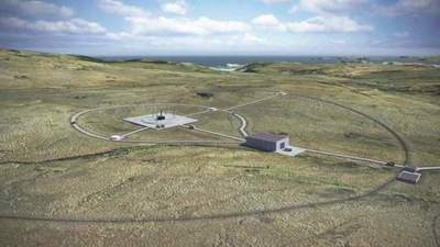 In the UK, built their first spaceport