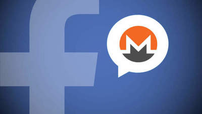 Hackers used the Facebook Messenger for flush of mining Monero