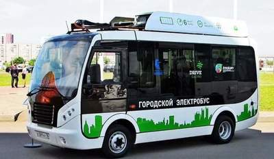 Guest 2018 will carry unmanned buses