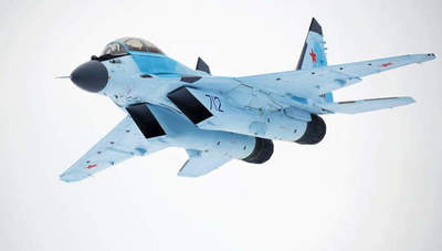 Series production of the MiG-35 will begin in the next two years