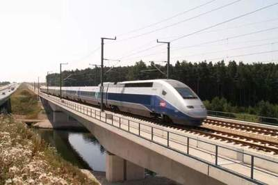 France 2023 will start to use the high-speed train autonomous