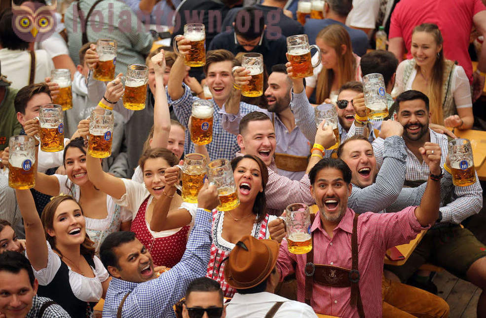 How is the Oktoberfest 2019