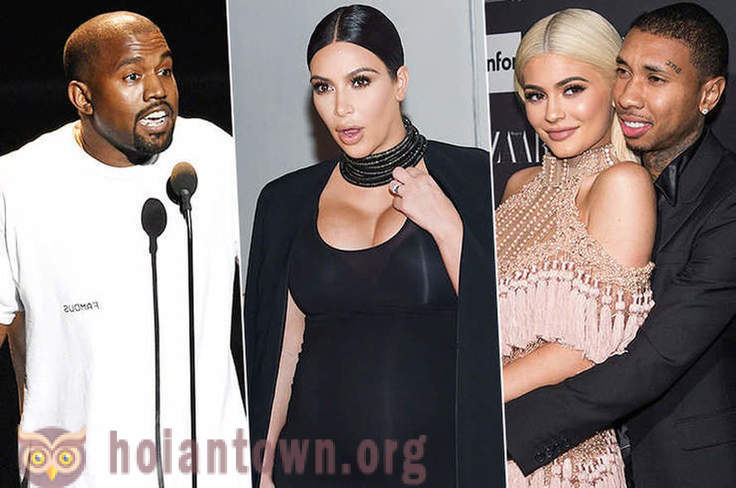 Sex video and other scandals Kardashian family