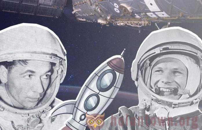 Do people flew into space before Yuri Gagarin?