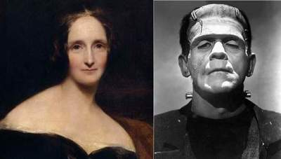 Mary Shelley: vicissitudes of life the girl who wrote the story of Frankenstein