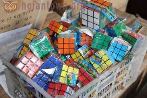 Interesting facts about the Rubik's Cube and Rubik Erno life