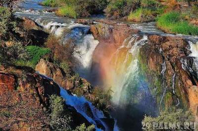 Waterfalls of Namibia