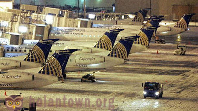 25 most terrible airports from around the world