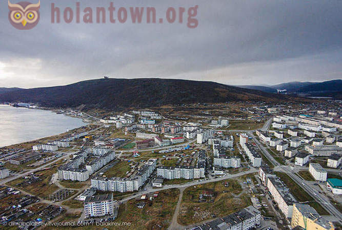 Walk on the Magadan
