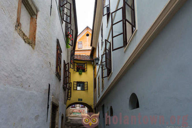 Walk on the most beautiful medieval towns in Slovenia