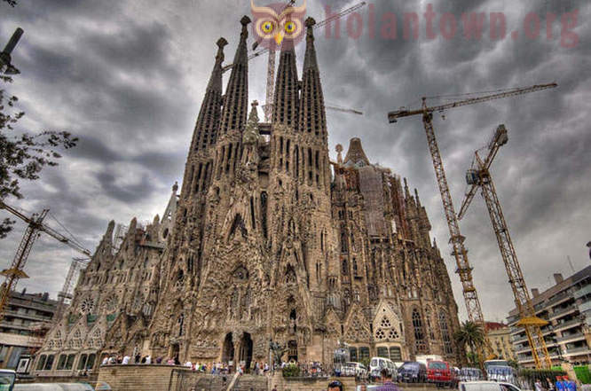 Impressive buildings in the world, which is really worth seeing