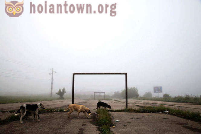 Football gates from around the world