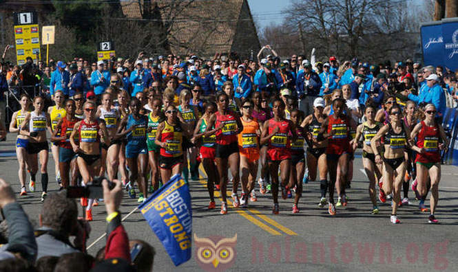 How was the 118th Boston Marathon