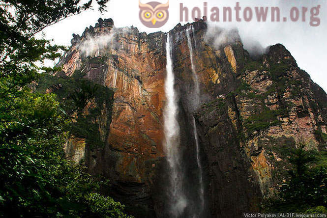 Journey to Angel - highest waterfall in the world
