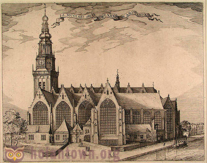 Old Church of Amsterdam