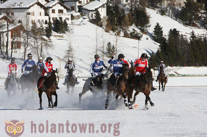 The most unusual winter sports