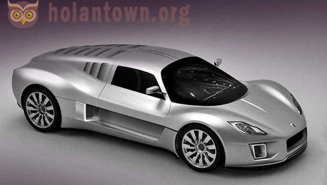 Super car from the Czech Republic, and the announcement of the puzzle Tornante Detroit