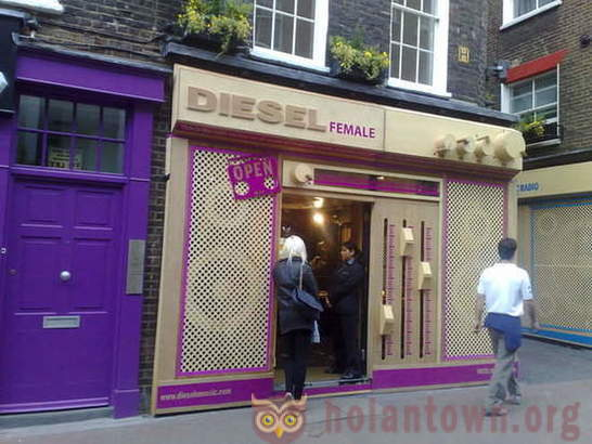 Top 10 unusual shops