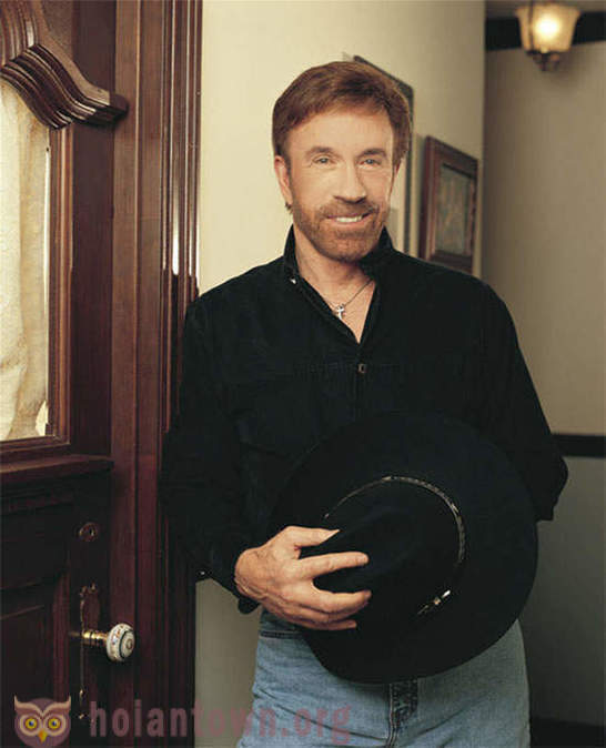 Rules of life of Chuck Norris