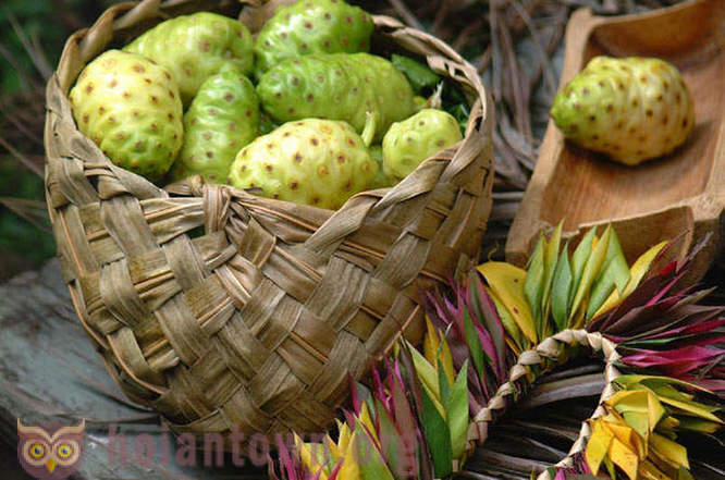 Fruits with the exotic appearance